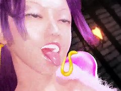 Alluring Anime Bitch Getting Fucked