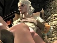 The Witcher Punishment Hd